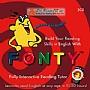- fonty - תוכנה ללימוד קריאה באנגלית