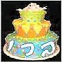 """קטנה ומתוקה - סדנאות לעיצוב עוגות, ימי גיבוש,  ערב נשים, חוג בבתי""""ס"""