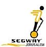 סגווי ירושלים -  segway,  חווית ריחוף ברכב דו גלגלי ממונע